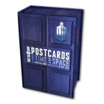 Postcards from Time and Space 100 Doctor Who Postcards in one box