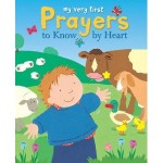 Review: My very first prayers to know by heart