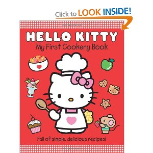 hello kitty cook book
