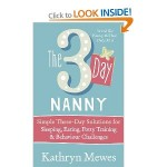 The 3 Day Nanny by Kathryn Mewes