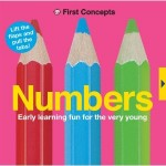 Numbers – pull the tab by Priddy Books