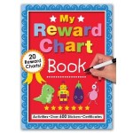 Review: My Reward Chart Book by Priddy