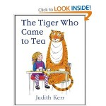 judith kerr, the tiger who came to tea, wolverhampton tiger who came to tea