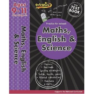 review of gold satrs, maths 9-11