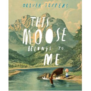 bookreviews for mums, Oliver Jeffers, moose boook