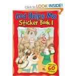 A Selection of New Christian Books and Bibles for Little Kids