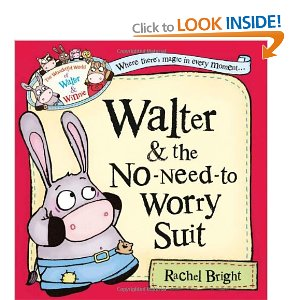 walter and the no need to worry suit, Rachel bright